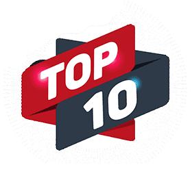 Top 10 lists website updates