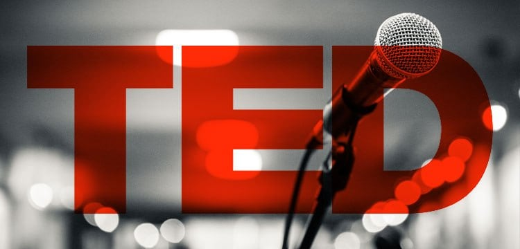 Just a (lil) upcoming TEDTalk